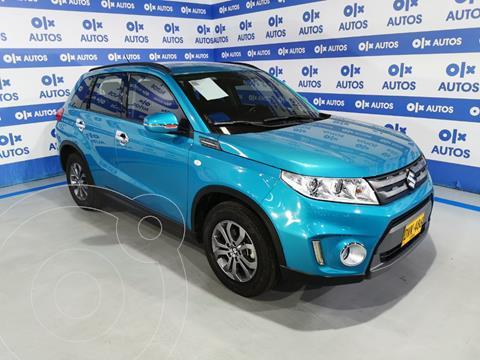 Suzuki Vitara GL usado (2019) color Azul Atlantico financiado en cuotas(anticipo $7.000.000)