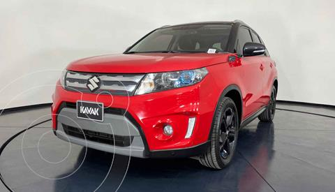 Suzuki Vitara GLS Aut usado (2016) color Rojo precio $269,999