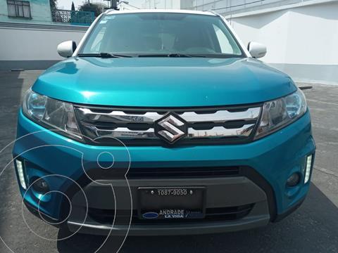 Suzuki Vitara GLX Aut usado (2018) color Azul precio $280,000