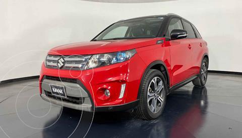 Suzuki Vitara GLX Aut usado (2016) color Rojo precio $262,999