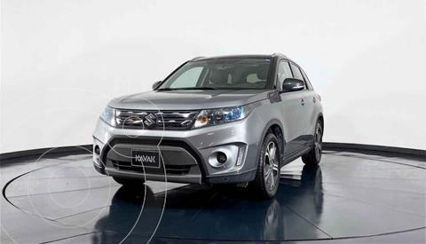 Suzuki Vitara GLX Aut usado (2016) color Plata precio $272,999