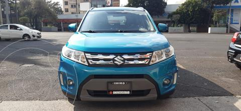 Suzuki Vitara GLS Aut usado (2016) color Turquesa precio $258,000
