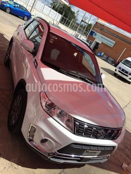 Suzuki Vitara GLS Aut  usado (2020) color Blanco precio $320,000