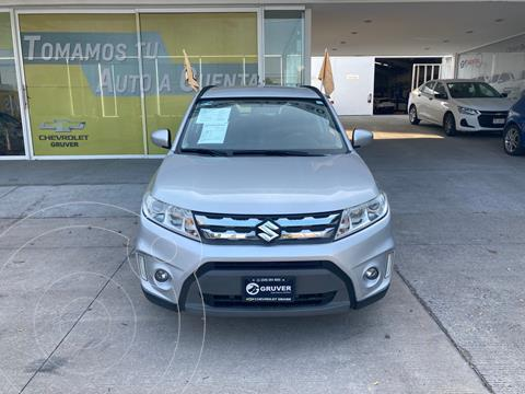 Suzuki Vitara GLS Aut usado (2016) color Plata Dorado precio $245,000