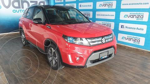 Suzuki Vitara GLX Aut usado (2016) color Rojo precio $265,000
