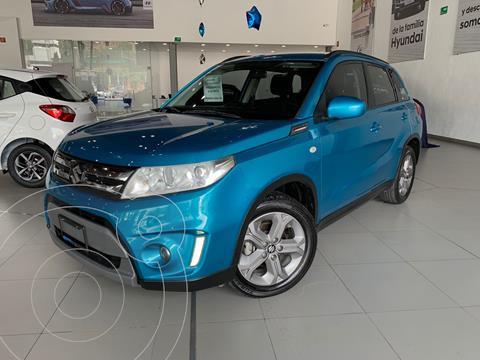 Suzuki Vitara GLS Aut usado (2018) color Turquesa precio $260,000