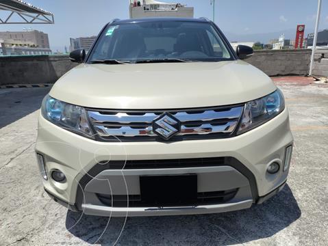 Suzuki Vitara GLX Aut usado (2016) color Crema precio $255,000