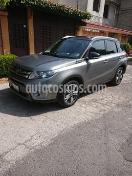 Suzuki Vitara GLX Aut usado (2017) color Gris precio $263,700