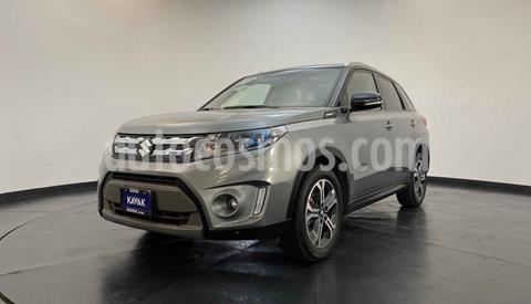 Suzuki Vitara GLX Aut usado (2016) color Gris precio $274,999