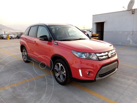 Suzuki Vitara GLX Aut usado (2018) color Rojo precio $261,750