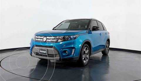 Suzuki Vitara GLX Aut usado (2016) color Azul precio $269,999