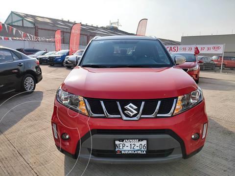 Suzuki Vitara Boosterjet Aut usado (2017) color Rojo precio $250,000