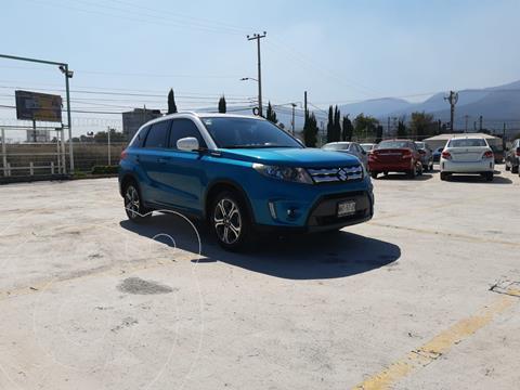 Suzuki Vitara GLX Aut usado (2018) color Azul Claro precio $328,900