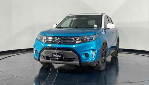 Suzuki Vitara GLX Aut usado (2018) color Azul precio $319,999