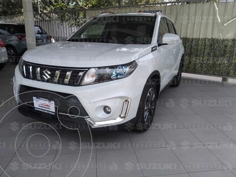 Suzuki Vitara GLX Aut usado (2020) color Blanco precio $366,600