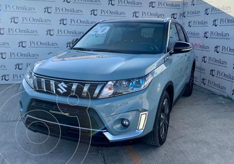 Suzuki Vitara Boosterjet usado (2020) color Azul precio $370,000
