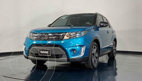 Suzuki Vitara GLX Aut usado (2016) color Azul precio $277,999