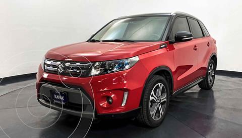 Suzuki Vitara GLX Aut usado (2016) color Rojo precio $249,999