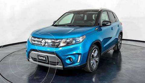 Suzuki Vitara GLX Aut usado (2016) color Azul precio $252,999