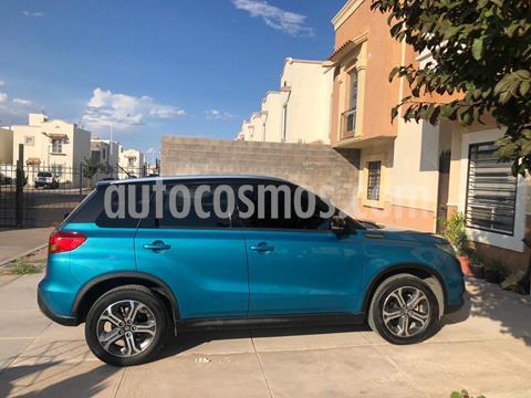 Suzuki Vitara GLX Aut usado (2016) color Turquesa precio $250,000