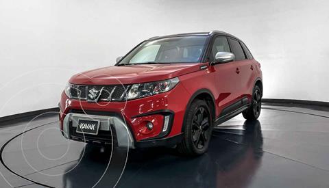 Suzuki Vitara Version usado (2016) color Rojo precio $307,999
