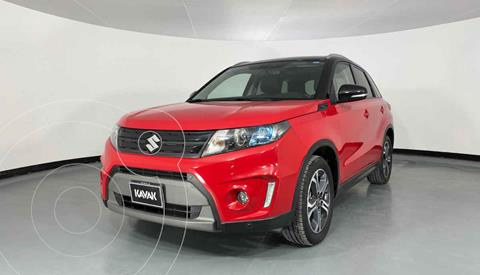 Suzuki Vitara Version usado (2016) color Rojo precio $292,999