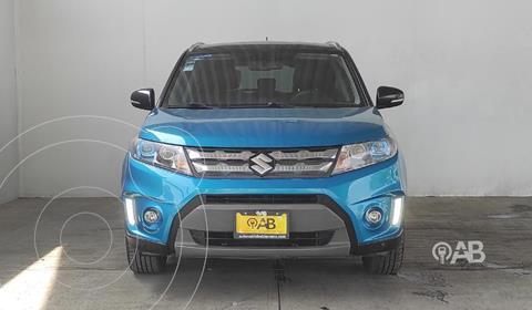 Suzuki Vitara GLX Aut usado (2016) color Azul Agua precio $250,000