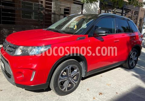 Suzuki Vitara GLX Aut usado (2016) color Rojo precio $236,000