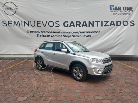 Suzuki Vitara GLS usado (2016) color Plata Paladio precio $208,000