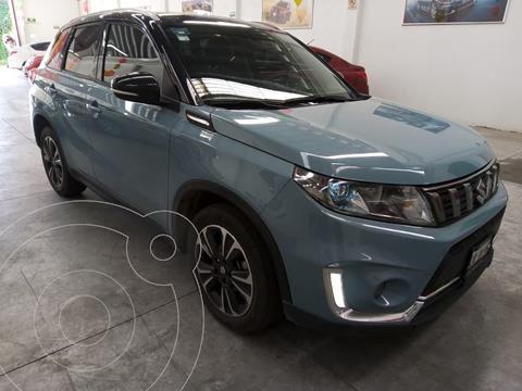Suzuki Vitara GLX usado (2019) color Azul precio $329,000