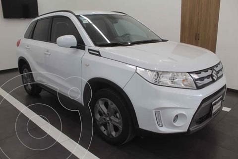 Suzuki Vitara GLS usado (2018) color Blanco precio $259,000