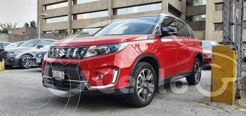 Suzuki Vitara Boosterjet usado (2020) color Rojo precio $340,000