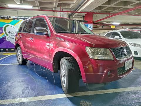 Suzuki VITARA XLJ usado (2008) color Rojo precio u$s5.800
