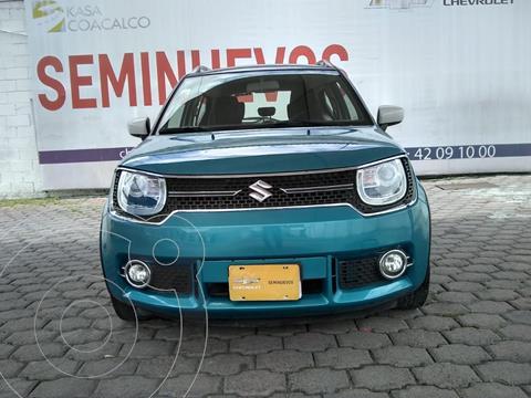 Suzuki XL7 GL usado (2018) color Azul precio $214,320