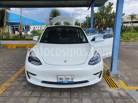 Tesla Model 3 Autonomia Estandar Plus usado (2019) color Blanco precio $790,000