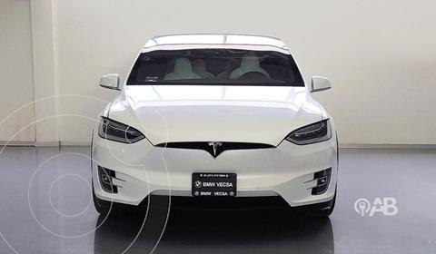 Tesla Model X P100D usado (2019) color Blanco precio $2,930,000