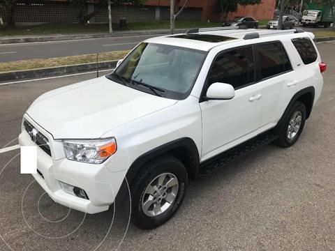 Toyota 4Runner 4x4 SR5  usado (2012) color Blanco precio $10.000.000