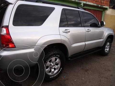 Toyota 4Runner 4x2 usado (2008) color Plata precio u$s14.300