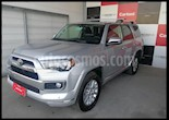 Toyota 4Runner 4x4 Limited usado (2019) color Plata precio BoF50.000