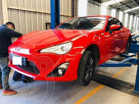 Toyota 86 GT usado (2015) color Rojo precio $3.700.000