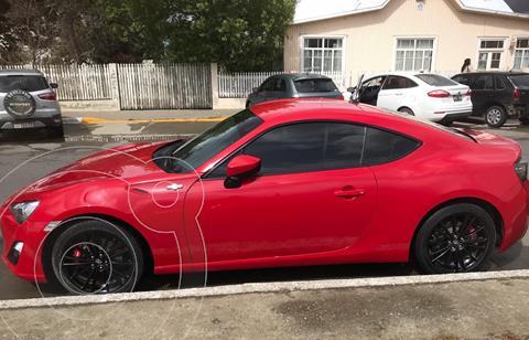 Toyota 86 GT usado (2013) color Rojo precio u$s25.000