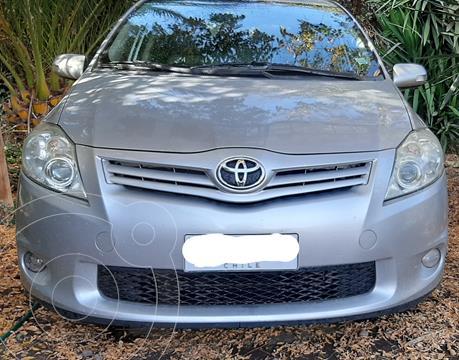 Toyota Auris LEI  usado (2012) color Gris Plata  precio $7.600.000