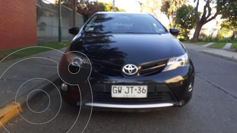 Toyota Auris LEI CVT usado (2015) color Negro precio $11.900.000