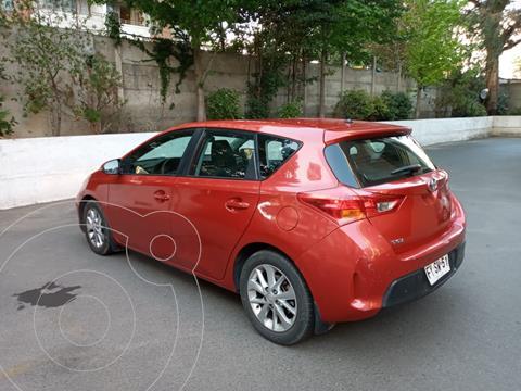 Toyota Auris LEI CVT usado (2013) color Rojo precio $9.200.000