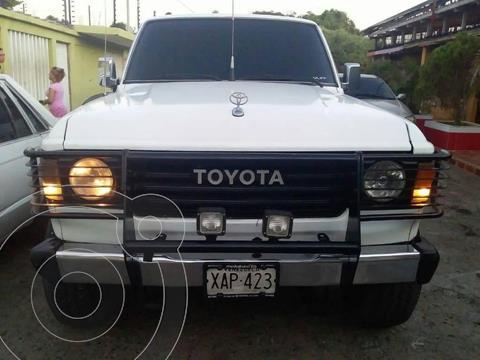 Toyota Autana Sinc. 4x4 usado (1983) color Blanco precio u$s3.800