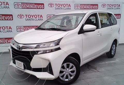 Toyota Avanza LE usado (2020) color Blanco precio $260,000