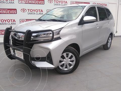 Toyota Avanza LE  usado (2021) color Plata Dorado precio $256,000