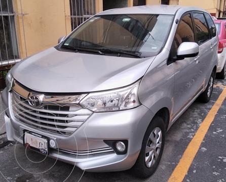 Toyota Avanza Premium Aut (99Hp) usado (2017) color Plata precio $132,000