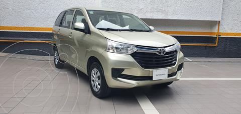 Toyota Avanza Premium (99Hp) usado (2017) color Arena precio $190,000