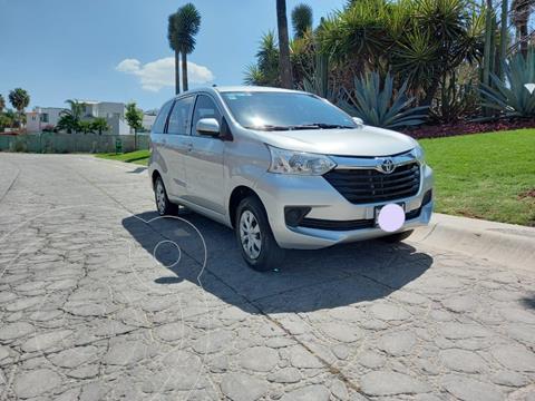 Toyota Avanza LE Aut usado (2018) color Gris precio $205,000